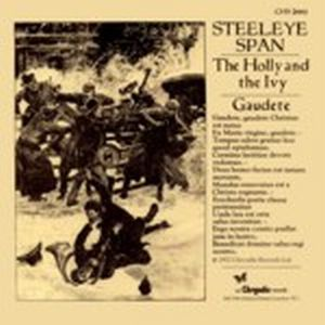 Steeleye Span - Gaudete CD (album) cover