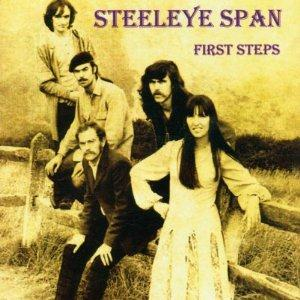 Steeleye Span - First Steps CD (album) cover