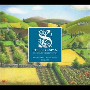 Steeleye Span - A Parcel Of Steeleye Span - Their First Five Chrysalis Albums 1972-1975 CD (album) cover