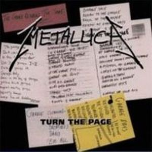 Metallica - Turn The Page CD (album) cover