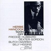 Herbie Hancock - Takin' Off CD (album) cover