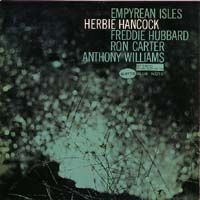 Herbie Hancock - Empyrean Isles CD (album) cover