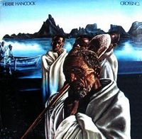 Herbie Hancock - Crossings CD (album) cover