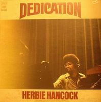 Herbie Hancock - Dedication CD (album) cover
