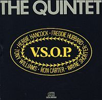 Herbie Hancock - V.S.O.P.: The Quintet CD (album) cover