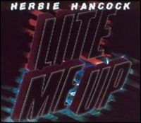 Herbie Hancock - Lite Me Up CD (album) cover