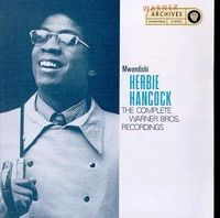 Herbie Hancock - Mwandishi: The Complete Warner Bros. Recordings CD (album) cover