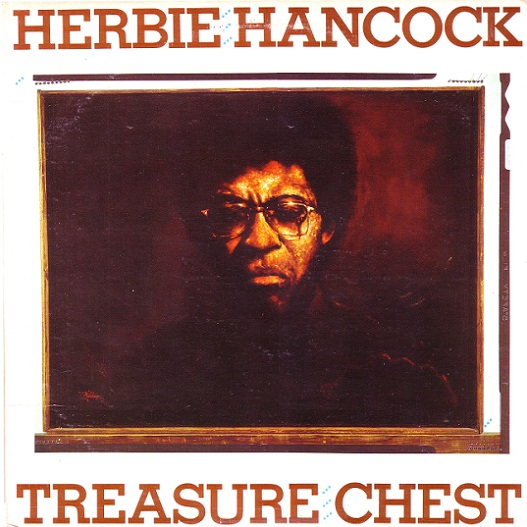 Herbie Hancock - Treasure Chest CD (album) cover