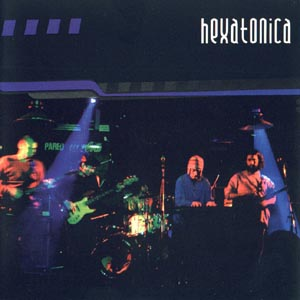 Hexatonica - En Vivo 2005 CD (album) cover
