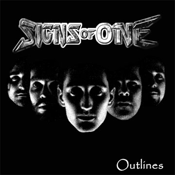 Signs Of One - Outlines CD (album) cover