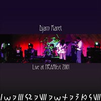 Djam Karet - Live At Nearfest 2001 CD (album) cover