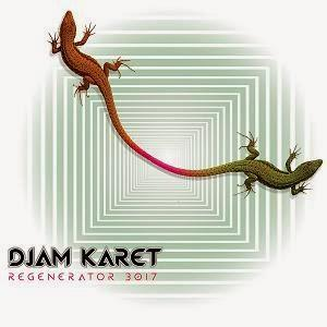 Djam Karet - Regenerator 3017 CD (album) cover