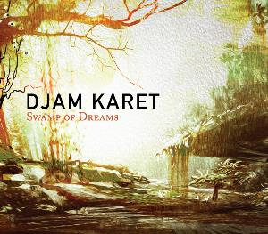 Djam Karet - Swamp Of Dreams CD (album) cover