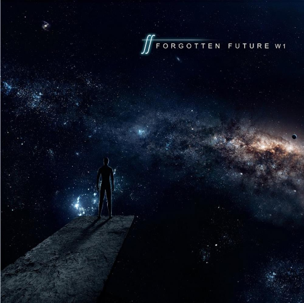Julius Dobos - Forgotten Future: W1 CD (album) cover