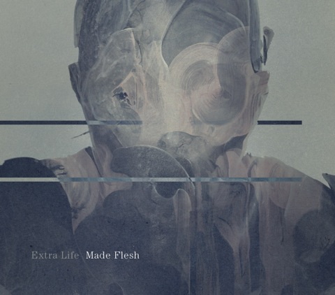 Extra Life - Made Flesh CD (album) cover
