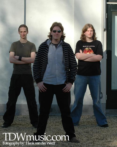 TDW image groupe band picture