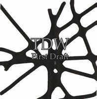 Tdw - First Draft CD (album) cover