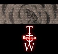 Tdw - Brother CD (album) cover