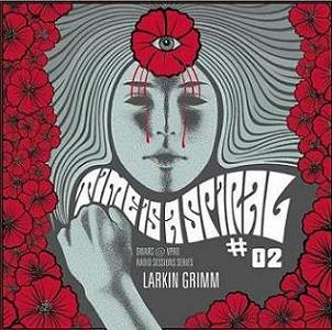 Larkin Grimm - Time Is A Spiral #02 CD (album) cover
