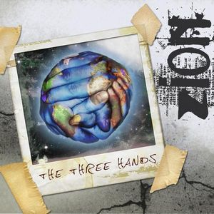 Zion - The Three Hands CD (album) cover