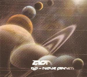 Zion - 9p - Nove Pianeti CD (album) cover