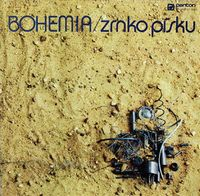 Bohemia - Bohemia CD (album) cover