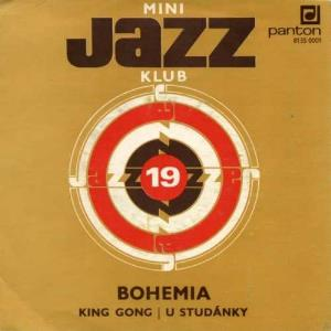 Bohemia - Mini Jazz Klub 19 CD (album) cover
