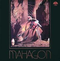 Mahagon - Mahagon CD (album) cover