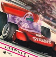 Synkopy - Formule 1 CD (album) cover