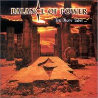 Balance Of Power - Ten More Tales Of Grand Illusion CD (album) cover