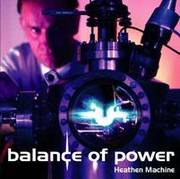 Balance Of Power - Heathen Machine CD (album) cover