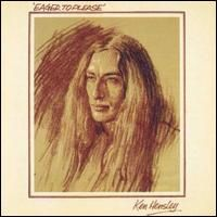 Ken Hensley - Eager To Please CD (album) cover
