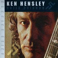 Ken Hensley - Running Blind CD (album) cover