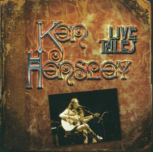 Ken Hensley - Live Tales CD (album) cover