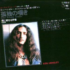 Ken Hensley - Cold Autumn Sunday CD (album) cover