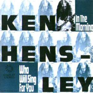 Ken Hensley - In The Morning CD (album) cover