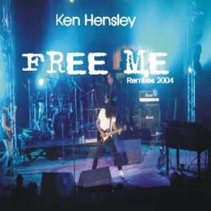 Ken Hensley - Free Me CD (album) cover