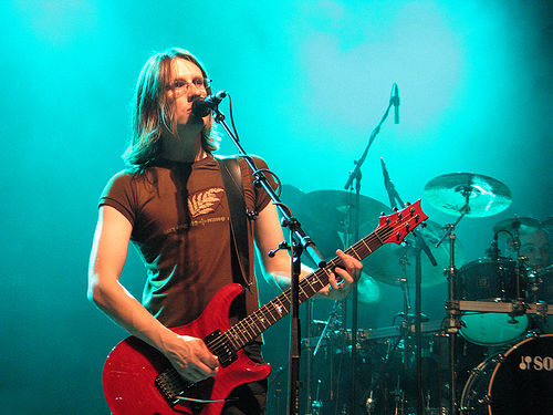STEVEN WILSON image groupe band picture