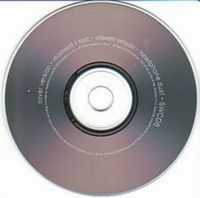 Steven Wilson - Cover Version CD (album) cover