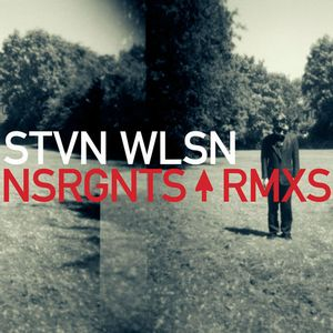 Steven Wilson - Nsrgnts Rwxs CD (album) cover