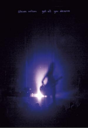 STEVEN WILSON - Get All You Deserve CD (album) cover