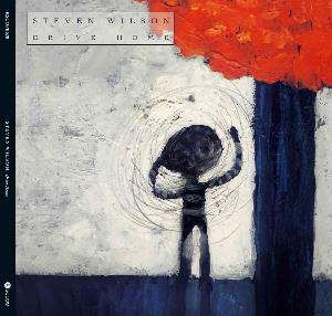 STEVEN WILSON - Drive Home CD album cover