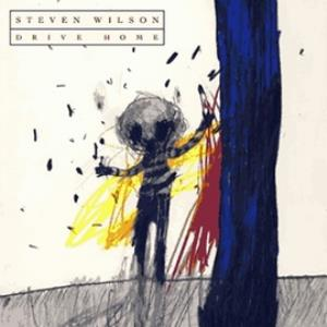 STEVEN WILSON - Drive Home CD (album) cover