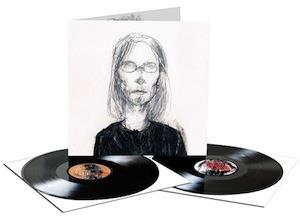 STEVEN WILSON - Cover Version (vinyl) CD album cover