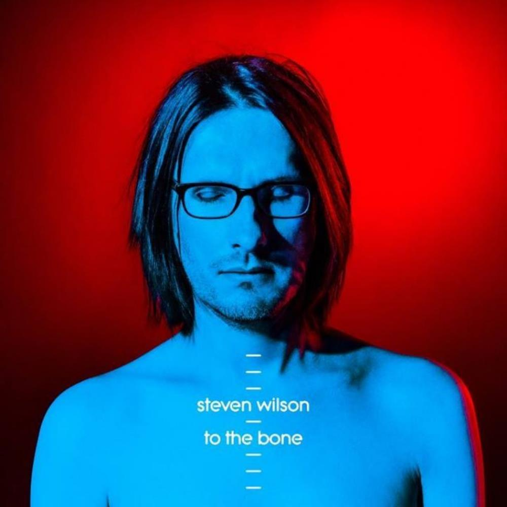 STEVEN WILSON - To The Bone CD album cover
