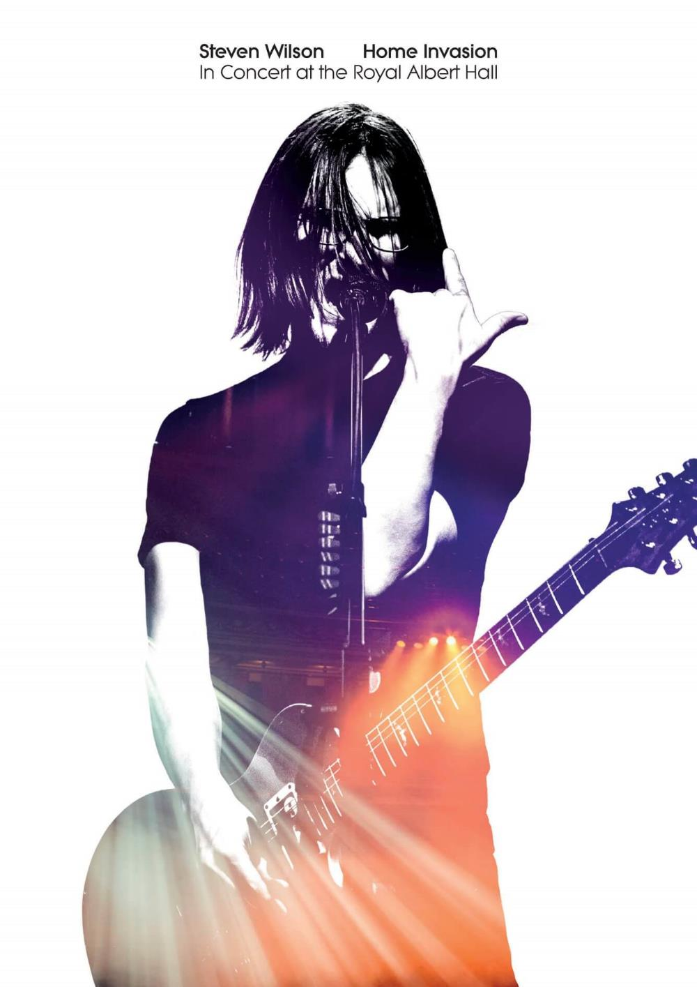 STEVEN WILSON - Home Invasion : In Concert At The Royal Albert Hall CD (album) cover