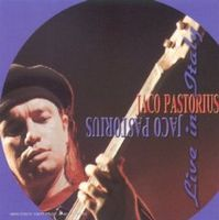 Jaco Pastorius - Live In Italy CD (album) cover
