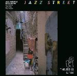 Jaco Pastorius - Jazz Street (with Brian Melvin ) CD (album) cover