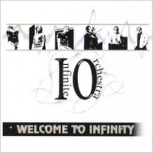 Infinite Orchestra - Welcome To Infinity CD (album) cover