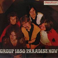 Group 1850 - Paradise Now CD (album) cover